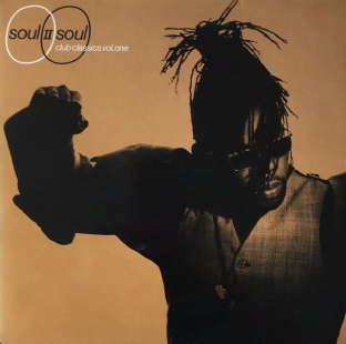 Soul II Soul ‎- Club Classics Vol. One (LP) (G+/G+)